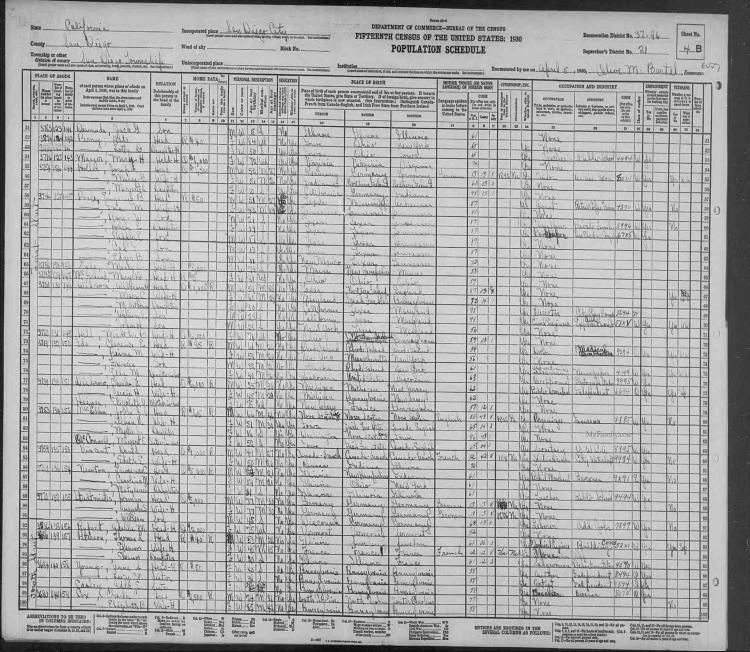 Bill Wilson's Genealogy Web Page - Person Page
